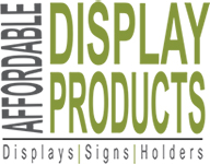 Affordable Display Products
